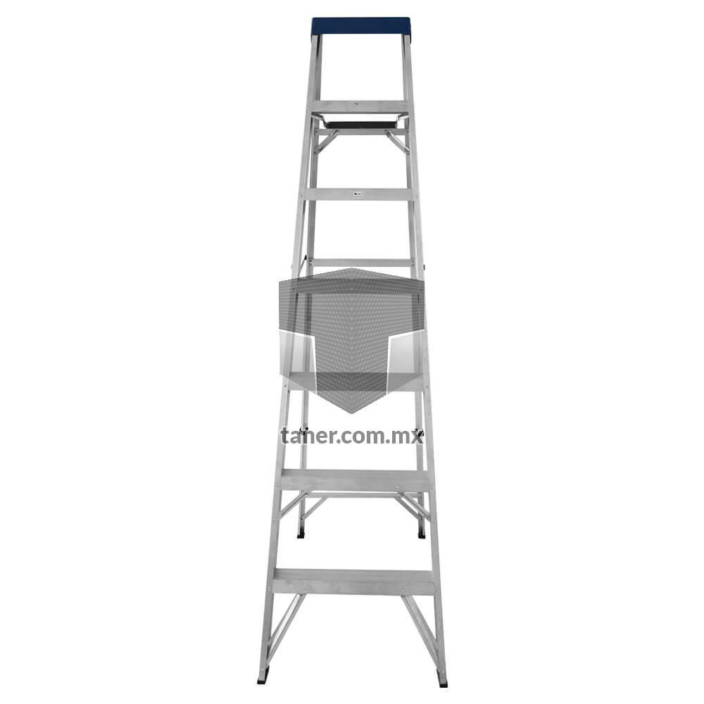 Venta-de-Anaqueles-TANER-Ciudad-de-Mexico-CDMX-Escalera-Tijera-Aluminio-6Escalones-Profesional-01