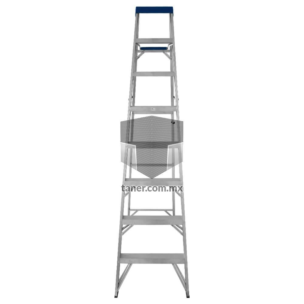 Venta-de-Anaqueles-TANER-Ciudad-de-Mexico-CDMX-Escalera-Tijera-Aluminio-7Escalones-Profesional-01