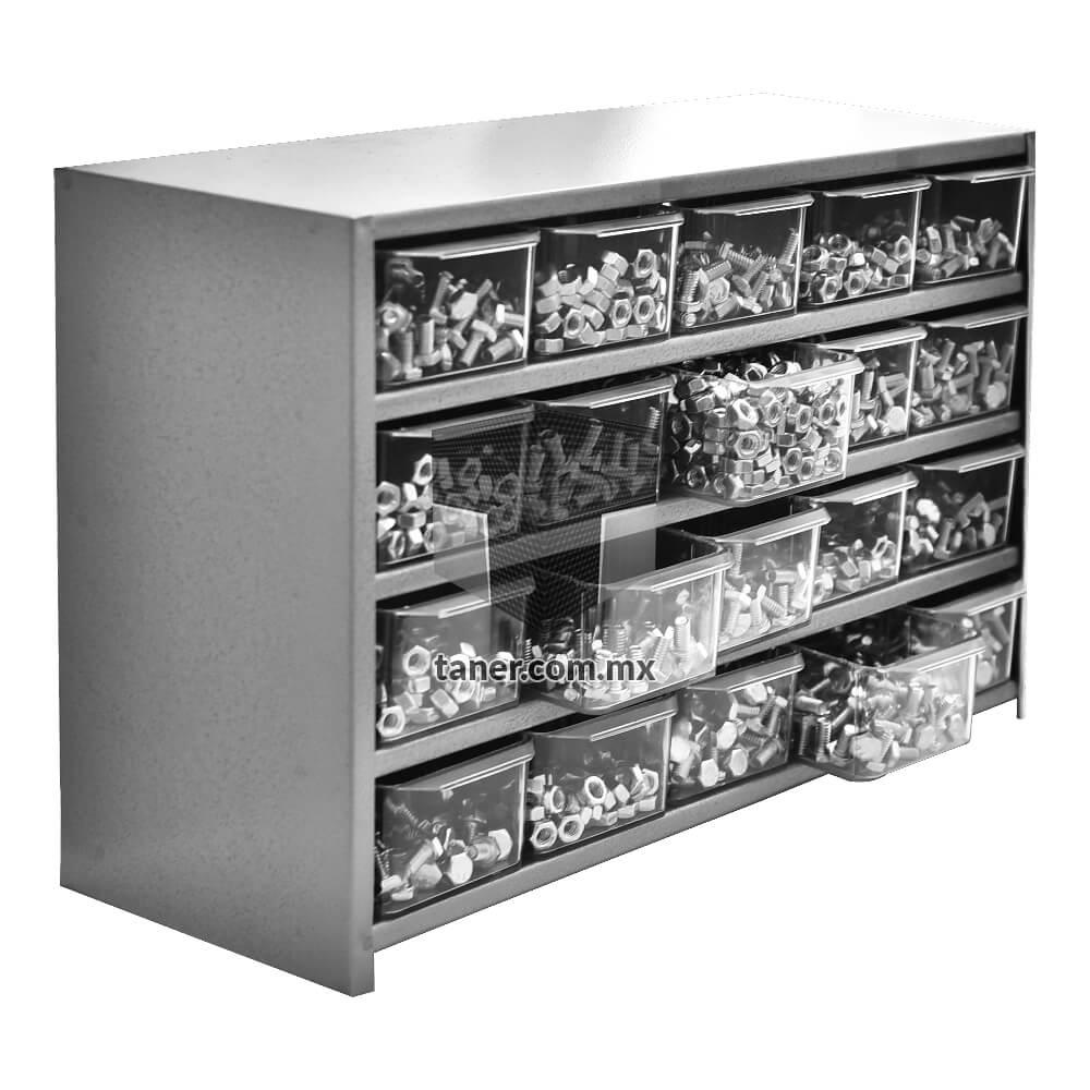Venta-de-Anaqueles-TANER-Organizadora-de-Espacios-CDMX-Anaquel-De-20-Cajas-03