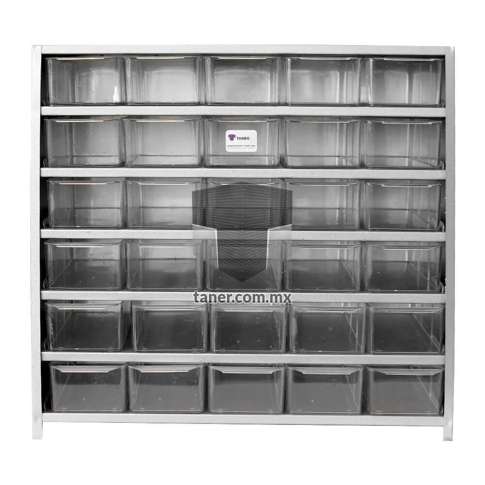 Venta-de-Anaqueles-TANER-Organizadora-de-Espacios-CDMX-Anaquel-De-30-Cajas-01