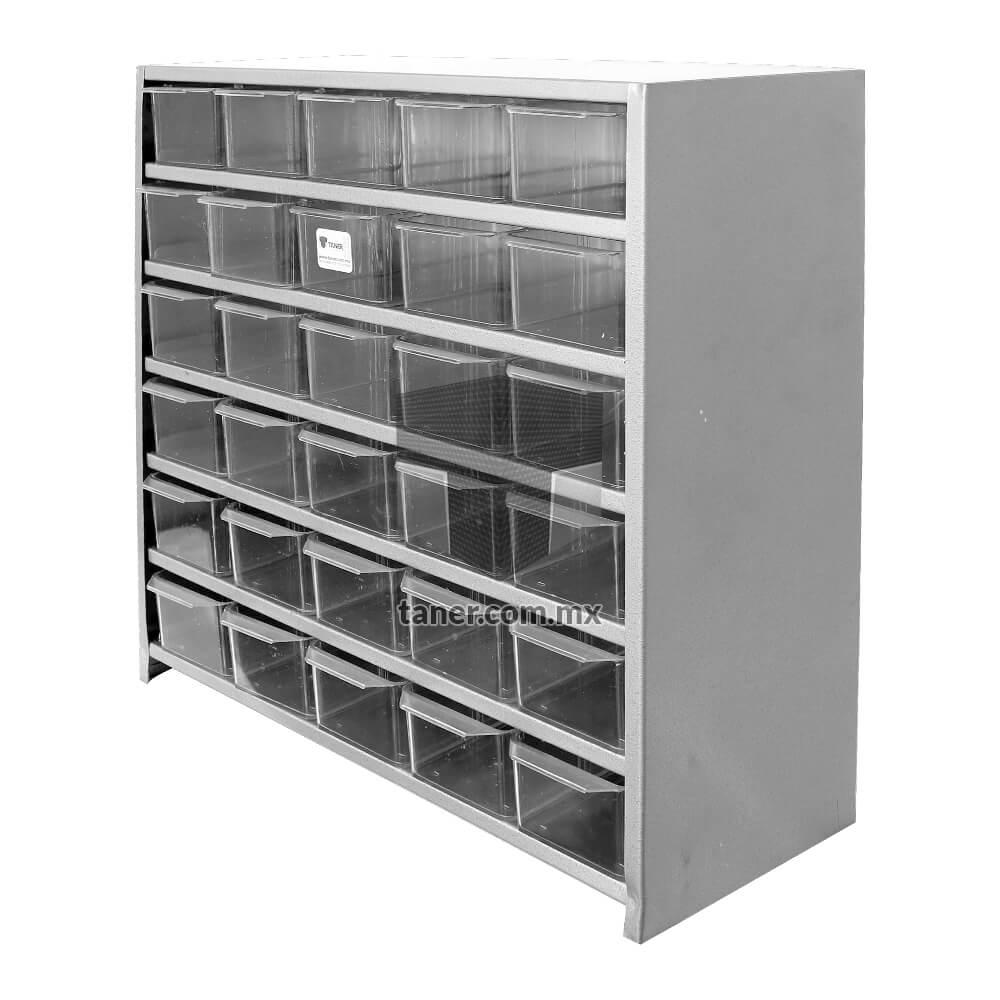 Venta-de-Anaqueles-TANER-Organizadora-de-Espacios-CDMX-Anaquel-De-30-Cajas-02
