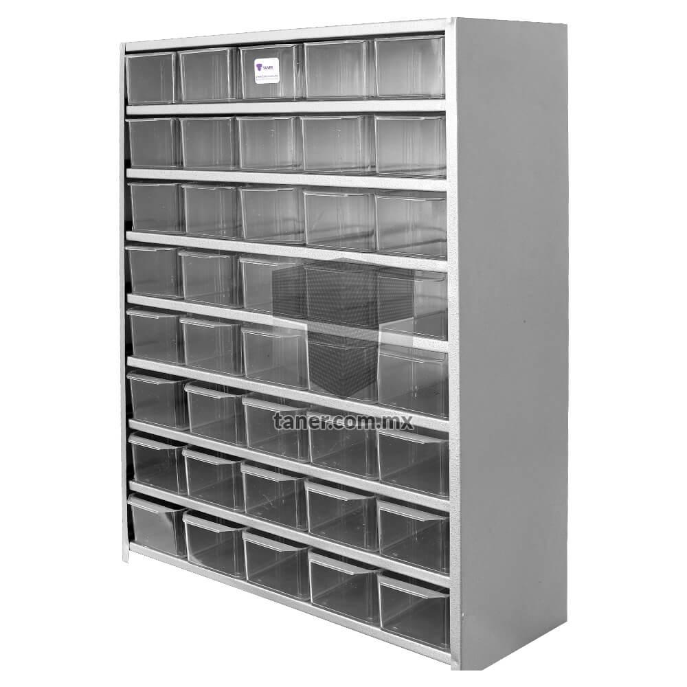 Venta-de-Anaqueles-TANER-Organizadora-de-Espacios-CDMX-Anaquel-De-40-Cajas-02
