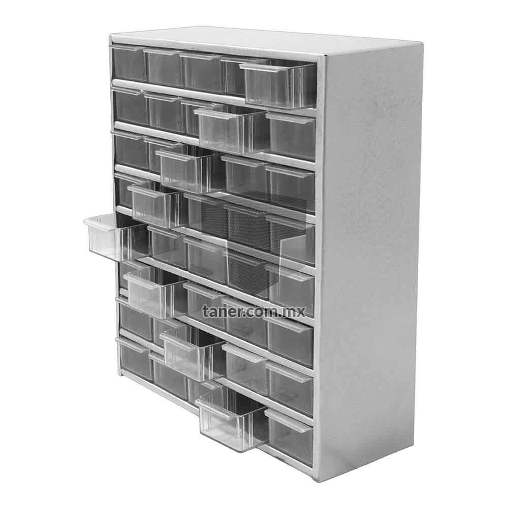 Venta-de-Anaqueles-TANER-Organizadora-de-Espacios-CDMX-Anaquel-De-40-Cajas-03