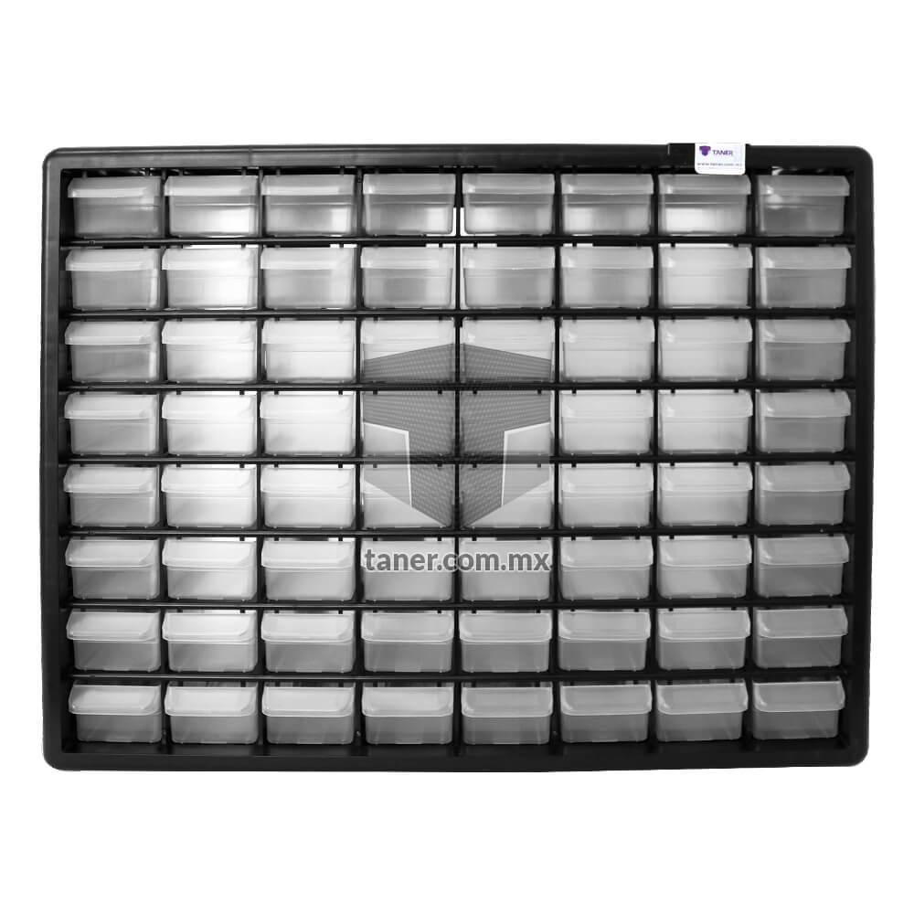 Organizador de 64 cajas