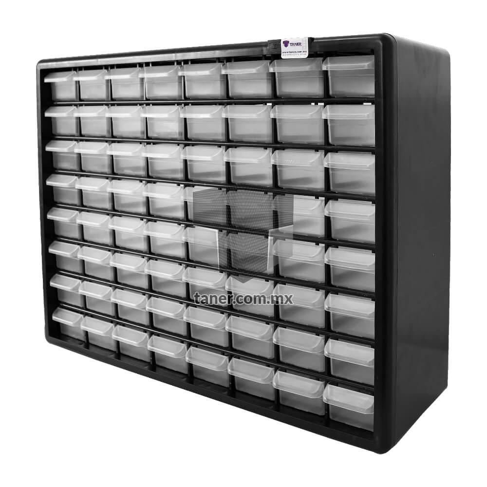 Venta-de-Anaqueles-TANER-Organizadora-de-Espacios-CDMX-Anaquel-De-64-Cajas-02