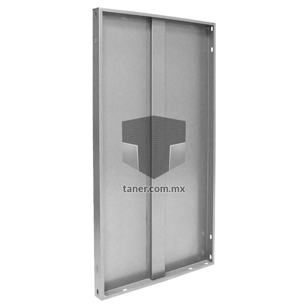 Venta-de-Anaqueles-TANER-Organizadora-de-Espacios-CDMX-Estanteria-Metalica-Entrepaño-45-Carga-Pesada-02