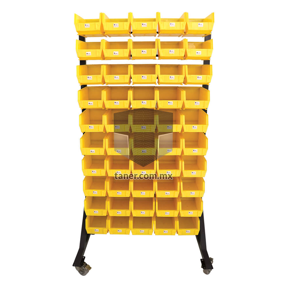 Venta-de-Anaqueles-TANER-Organizadora-de-Espacios-CDMX-Exhibidores-Exhibidor-Sencillo-50-Gavetas-Plásticas-N-3-01