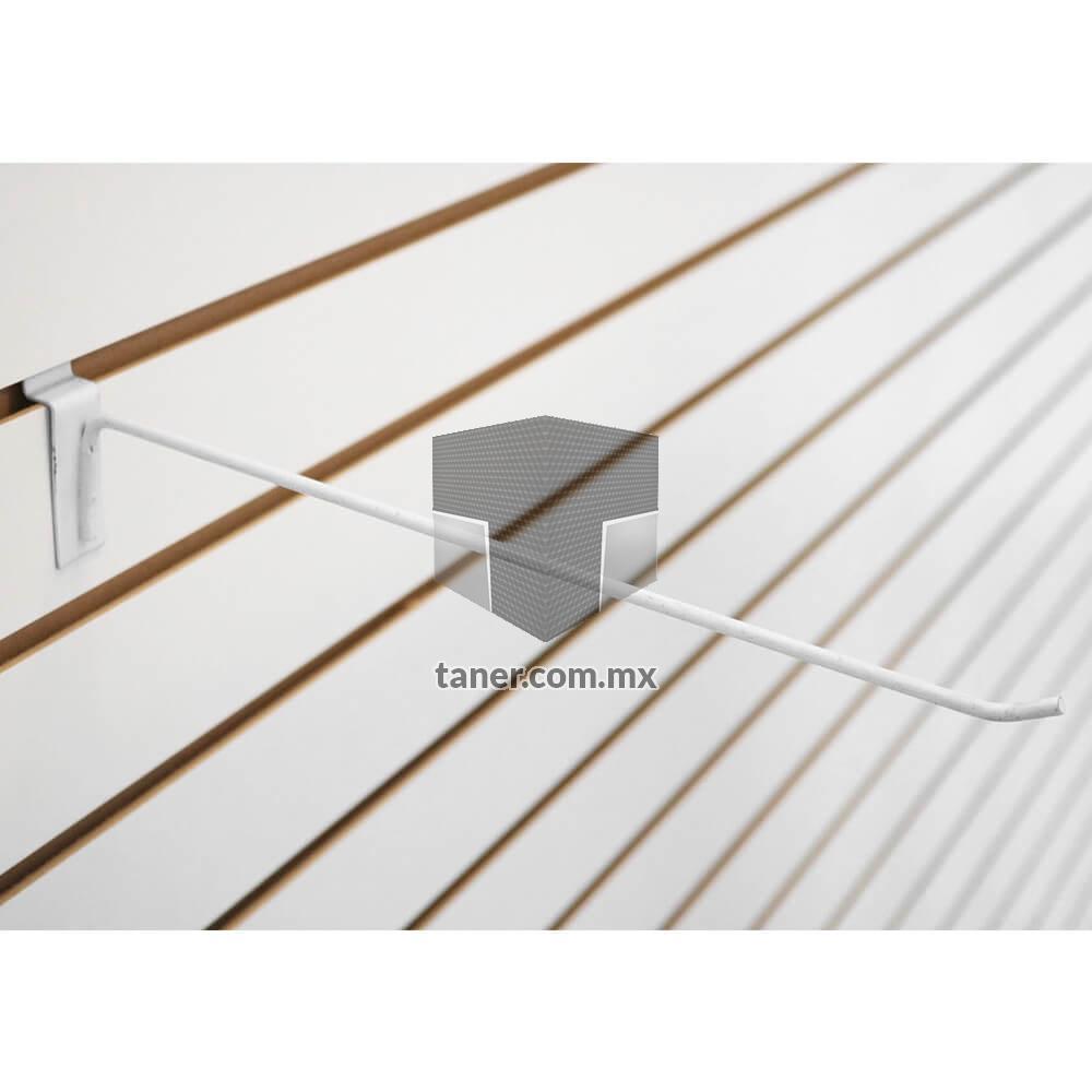Venta-de-Anaqueles-TANER-Organizadora-de-Espacios-CDMX-Gancho-Pintado-De-30cm-01