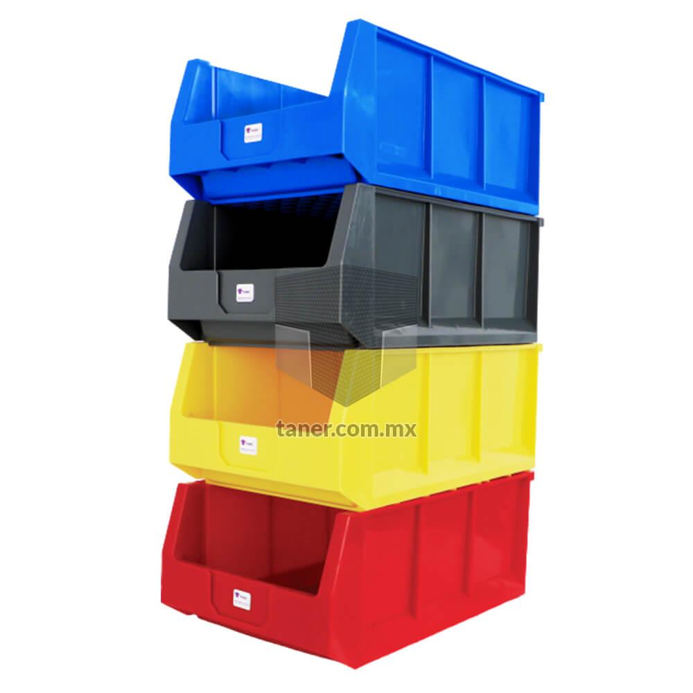 Venta-de-Anaqueles-TANER-Organizadora-de-Espacios-CDMX-Gaveta-Plástica-N5-04