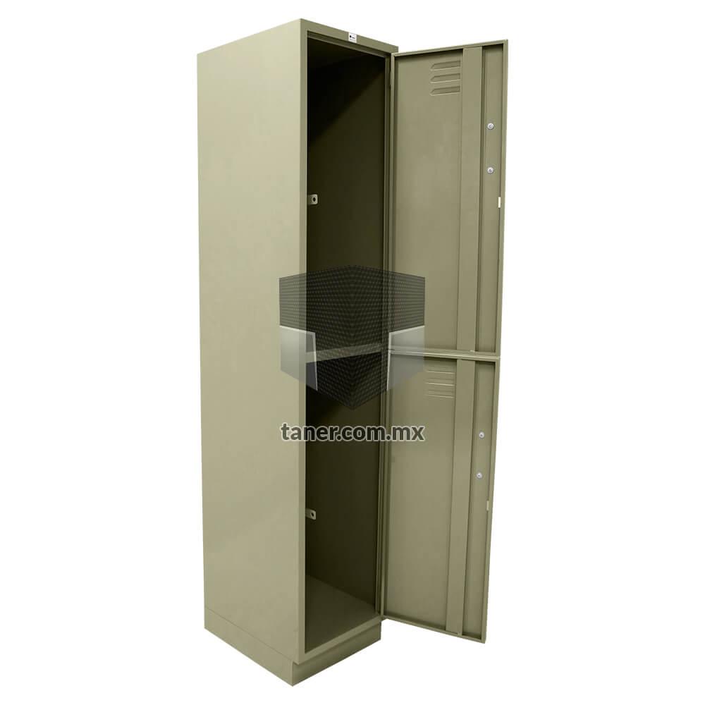 Venta-de-Anaqueles-TANER-Organizadora-de-Espacios-CDMX-Lockers-Locker-2-Puerta-01