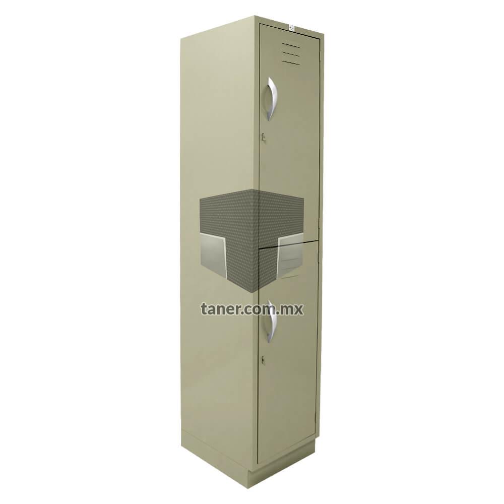 Venta-de-Anaqueles-TANER-Organizadora-de-Espacios-CDMX-Lockers-Locker-2-Puerta-02