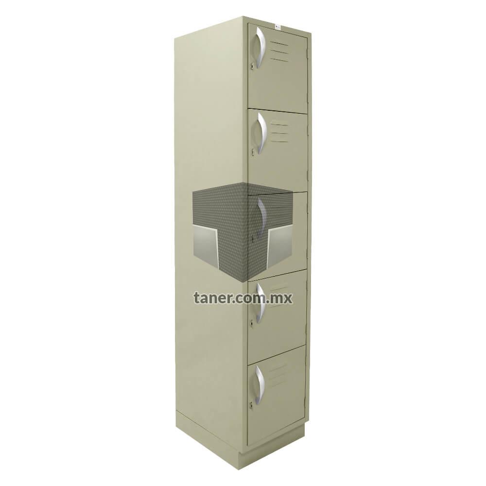Venta-de-Anaqueles-TANER-Organizadora-de-Espacios-CDMX-Lockers-Locker-5-Puerta-02