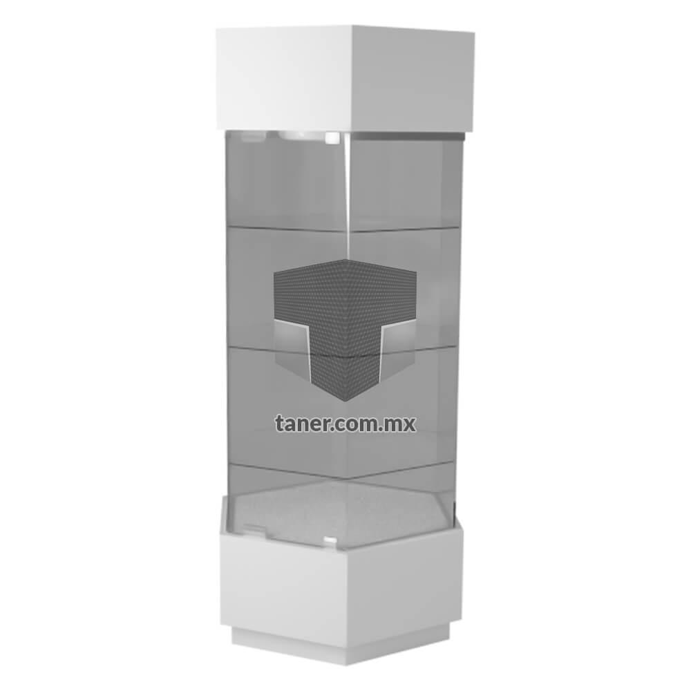Venta-de-Anaqueles-TANER-Vitrina-Hexagonal-01