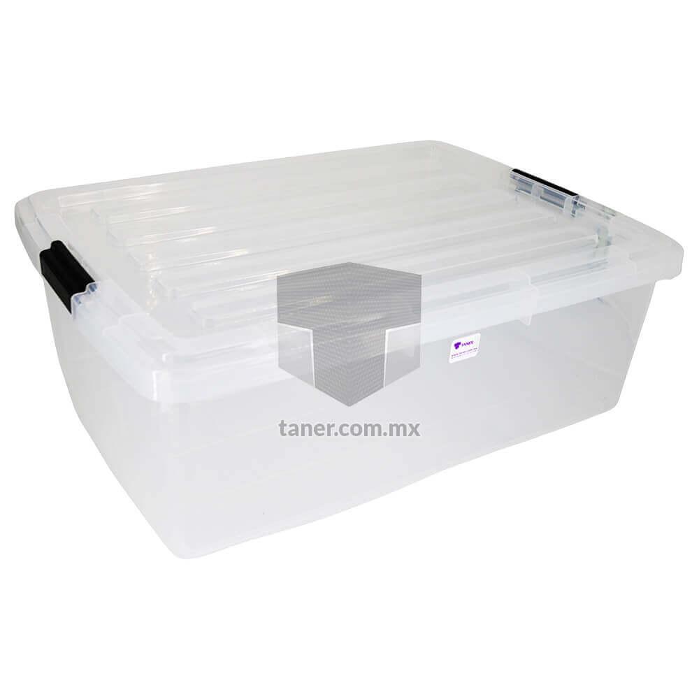 Venta-de-Anaqueles-TANER-Contenedor-68-Litros-Transparente-04